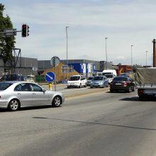 Vairuotojų laukia nauji nemalonumai: Liepų gatvėje užkimš eismą?