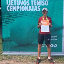Klaipėdietis tapo Lietuvos čempionu