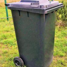Keisis žaliųjų atliekų surinkimo tvarka