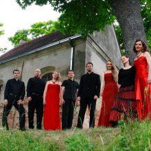 Trečiasis senosios muzikos festivalis Kretingoje – įkvėptas Baltijos kelio vienybės
