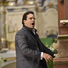 Kretingos festivalyje skambantys XVII a. vargonai tampa žinomi visoje Europoje