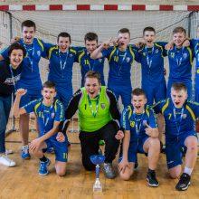 Klaipėdos rankininkai sužibėjo tarptautiniame turnyre