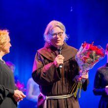 Klaipėdos licėjus atjautos moko visus metus