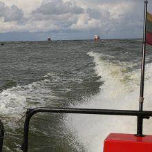 Nauja puolimo banga prieš uostą