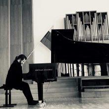 Uostamiestyje – jaunosios kartos pianisto M. Bazaro rečitalis