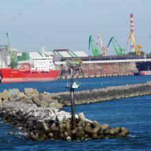 Uosto planas užstrigo Vyriausybėje