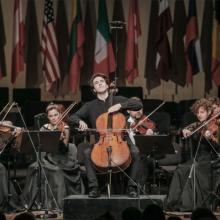 Baigiamieji Tarptautinio violončelės festivalio ir konkurso koncertai – gurmanams