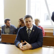 V. Titovo skundas dėl baudos už partizanų vado paniekinimą – išnagrinėtas
