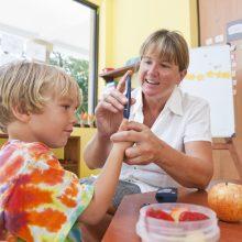 Lėtinė liga vaikui gali užkirsti kelią į darželį