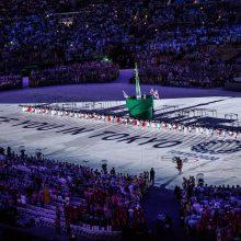Paskelbtas preliminarus Tokijo olimpinių žaidynių tvarkaraštis