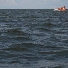 Jūriniai tyrimai Lietuvoje dėl klimato kaitos