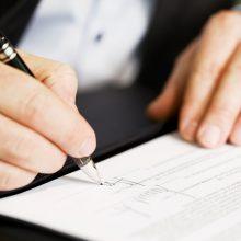 Konkurencijos tarybos akiratyje – notarų atlyginimai