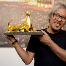 Lokarno kino festivalio pagrindinį apdovanojimą laimėjo Filipinų filmas