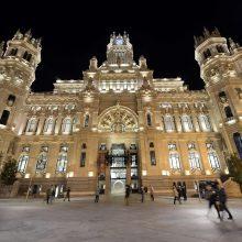 Ispanijos biudžeto deficitas dėl pandemijos pernai pasiekė 11 metų aukštumas