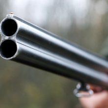 Klaipėdos rajono miške sulaikytas ginkluotas ir neblaivus vyras