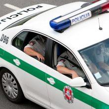 Bute Vilniuje rasta negyva moteris su mėlynėmis, įtariamasis sulaikytas
