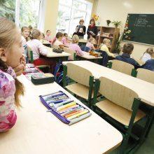 Naujovė nuo rugsėjo: vaikų dėl ligos praleistas pamokas pateisins tėvai