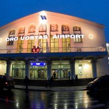 Oro uoste sulaikytas 9 metus ieškotas klaipėdietis
