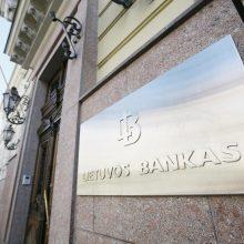 V. Čmilytė-Nielsen palaiko G. Šimkaus kandidatūrą į Lietuvos banko vadovus