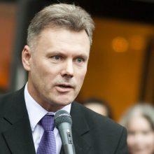 Kultūros viceministru siūlomas buvęs Kauno meras R. Mikaitis