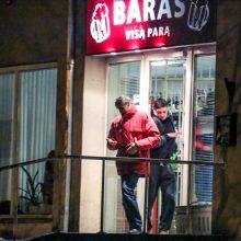 Naktiniuose baruose – pažeidimai prekiaujant alkoholiu