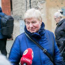 Prokuratūra skelbia: ikiteisminis tyrimas dėl N. Venckienės veiksmų baigtas