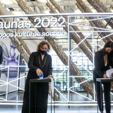 """Daugiau programos """"Kaunas 2022"""" galimybių: pasirašyta bendradarbiavimo sutartis su """"Akropoliu"""""""