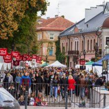 Rudens mugė Kaune: tradicinė vieta ir tradicinis renginys