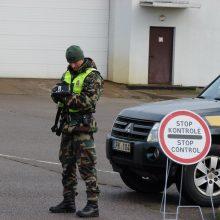 Kauno oro uoste sulaikytas dėl nusikaltimo ieškotas marijampolietis