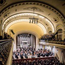 Vilniuje – proga iš naujo atrasti čekų muziką