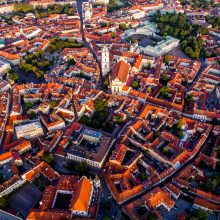 Šventiniu Joninių laikotarpiu Vilniaus centre – eismo pokyčiai