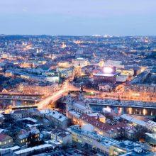 Vilnius šiemet planuoja didesnes pajamas