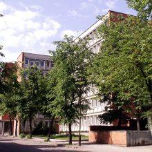 Vyriausybė leido prie VU prijungiamam ŠU parduoti dalį pastatų