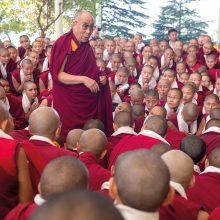 Dalai Lama: dabar mums vien maldos nepadės