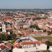 Vilniuje minimos Oršos mūšio pergalės metinės