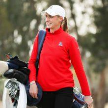 Geriausia Lietuvos golfo žaidėja: šiam sportui reikia ištvermės