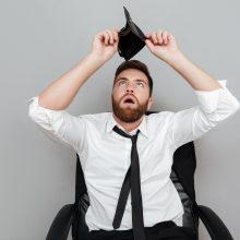 Tyrimas: dėl savo finansinės situacijos stresą patiria kas trečias gyventojas