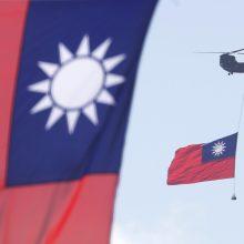 Prezidentas ragina Kiniją ne taip irzliai suprasti Lietuvos sprendimus dėl Taivano
