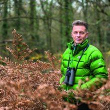Garsus gamtininkas už karjerą dėkingas autizmui