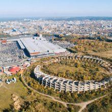 I. Šimonytė paaiškino, kas apsunkina situaciją dėl Nacionalinio stadiono