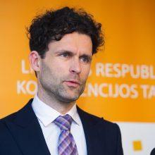 Konkurencijos taryba pernai skyrė daugiau kaip 2,5 mln. eurų baudų