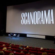 """""""Scanoramos"""" filmai keliasi į virtualią kino platformą"""