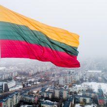 Ekspertai: dėl Taivano Kinija gali mėginti bausti Lietuvą