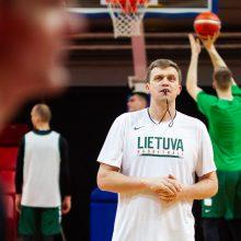 Lietuva – stipriausiame atrankos į Europos čempionatą krepšelyje