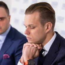 R. Šimašius derybose dėl koalicijos nežada nusileisti tik dėl programos