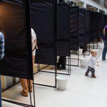 Rinkimai į laisvas vietas Seime: patvirtinti rinkėjų sąrašai