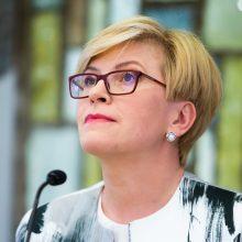Konservatorių prezidiumas pakoregavo kandidatų į Seimą sąrašą