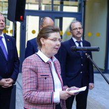 Naujovė: Kauno klinikose bus pradėta operuoti gama peiliu