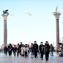 Italijoje auga koronaviruso aukų skaičius: jau mirė daugiau nei 20 žmonių