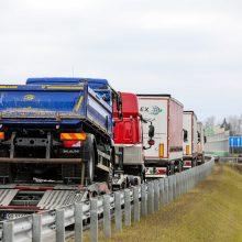 Lietuva ES teismui skųs vežėjų veiklą griežtinantį Mobilumo paketą